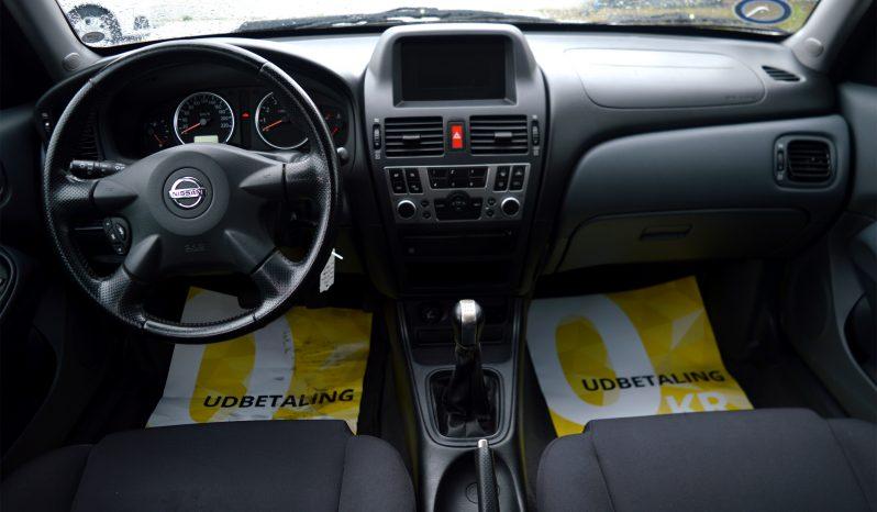 Nissan Almera 1,5 Ace 5d full