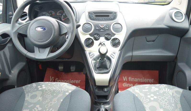 Ford Ka 1,2 Trend 3d full