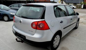 VW Golf V 1,6 Trendline 5d full
