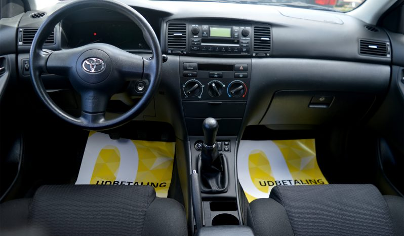 Toyota Corolla 2,0 D-4D Sol 5d full