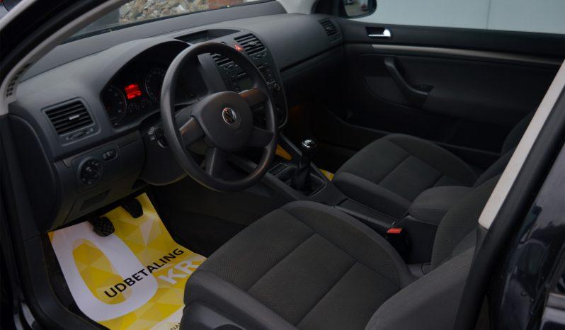 VW Golf V 1,4 FSi Trendline 3d full