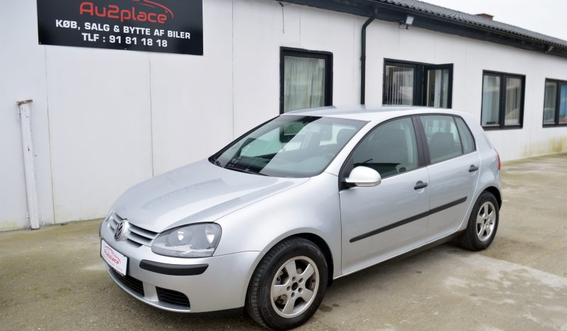 VW Golf V 1,6 FSi Comfortline 5d full