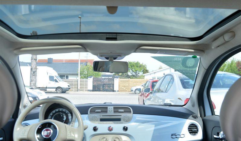Fiat 500 1,4 Lounge 3d full