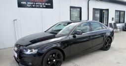 Audi A4 1,8 TFSi 160 4d
