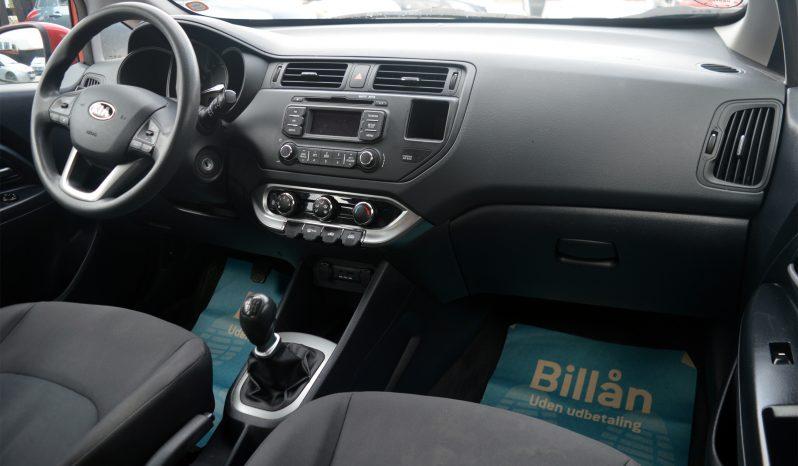Kia Rio 1,4 CVVT Active 5d full