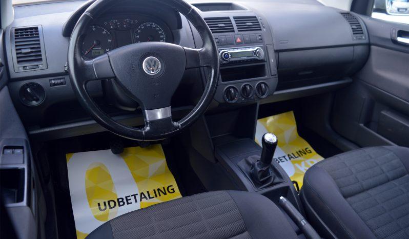 VW Polo 1,4 TDi 80 5d full