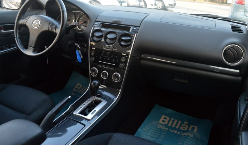 Mazda 6 2,0 Comfort aut. 5d full
