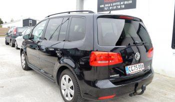 VW Touran 2,0 TDi 140 H. DSG BMT 7prs full