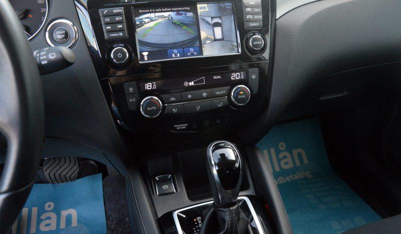 Nissan Qashqai 1,2 Dig-T 115 Tekna X-tr. 5d full