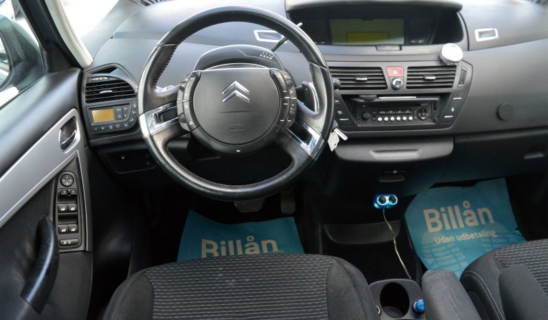 Citroën C4 Picasso 1,6 HDi 5d full