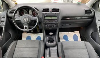 VW Golf VI 2,0 TDi 140 Highline full