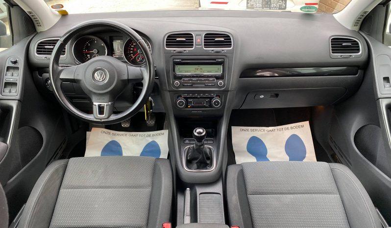 VW Golf VI 2,0 TDi 140 Highline full