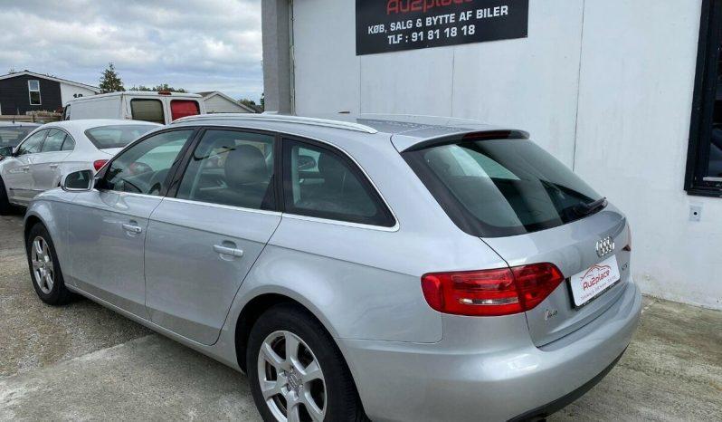 Audi A4 1,8 TFSi 120 Avant 5d full