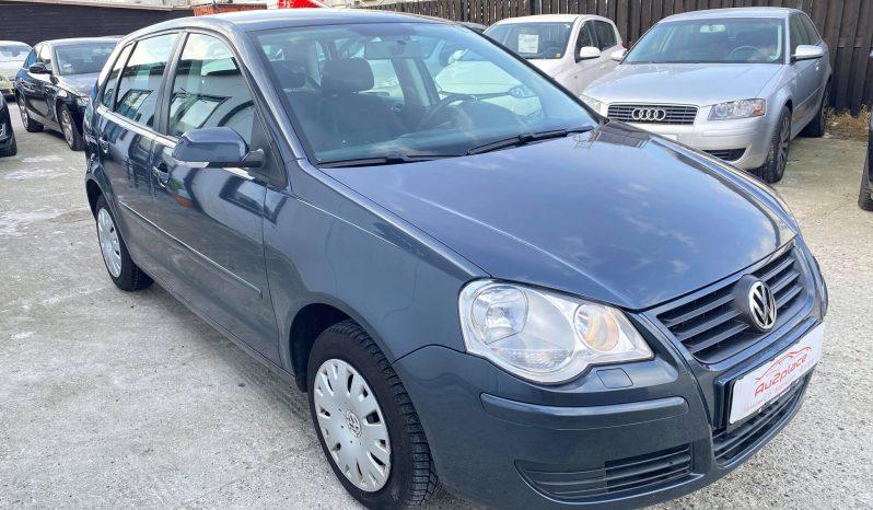VW Polo Cross 1,6 16V 105 5d full