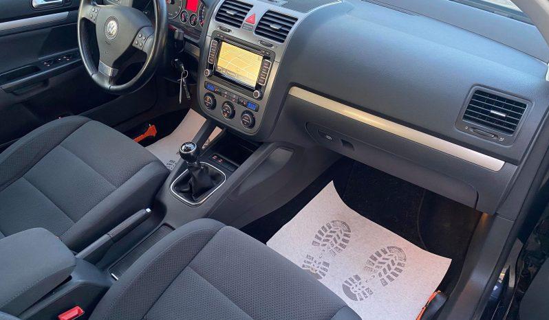 VW Golf V 1,4 TSi 140 Com 5d full