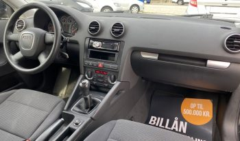 Audi A3 1,6 Amb Sp 5d full