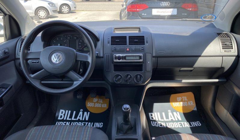 VW Polo 1,4 5d full