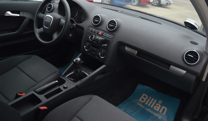 Audi A3 1,6 Ambiente 3d full