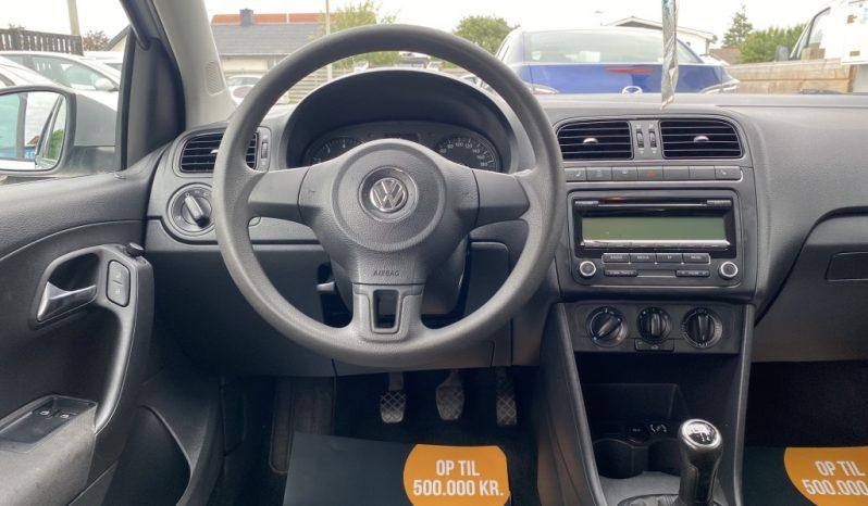 VW Polo 1,2 Comfortline 5d full